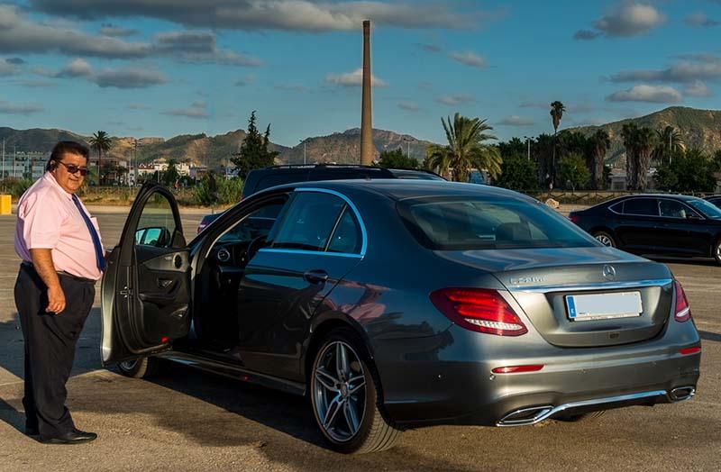 Vehiculos premium y vip en Murcia y Cartagena