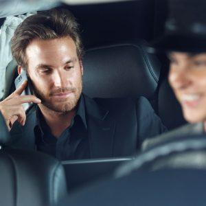 Taxi vip para empresas